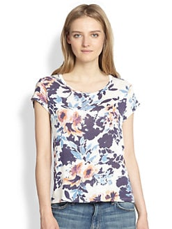 Townsen - Floral Sweater Top