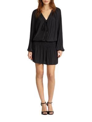 Paris Blouson-Top Dress