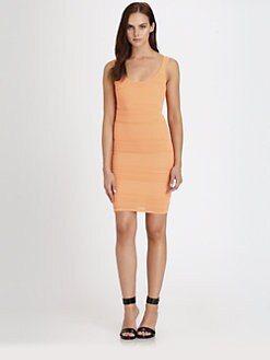 Torn - Sammy Pointelle Dress