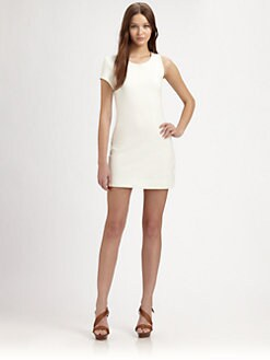 AIKO - Laurette Asymmetric Dress