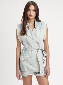 Shona Joy - Go Your Own Way Convertible Vest