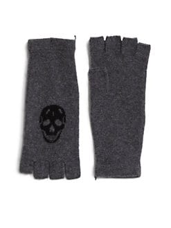 360 Sweater - Luther Cashmere Fingerless Gloves