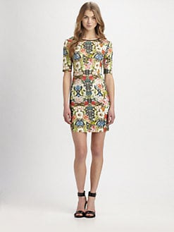 Sam & Lavi - Nola Jersey Scoopback Dress