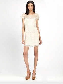 Ella Moss - Hailee Crochet Dress