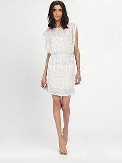 Ella Moss - Sand Dune Crepe Dress