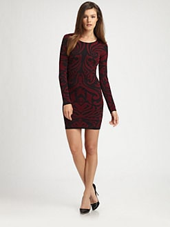 Torn - Danielle Long-Sleeve Dress