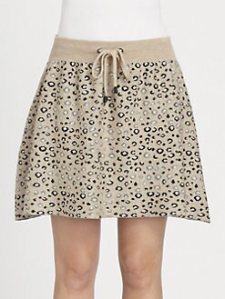 Timo Weiland - Georgiana Wool Knit Skirt