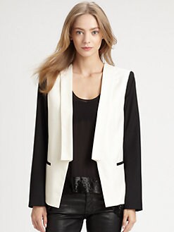 Parker - Two-Tone Tuxedo Jacket