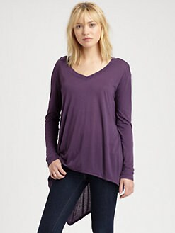 Wilt - Jersey V-Neck Top