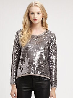 Design History - Sequin Top