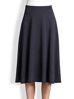 Bailey 44 - Scotch Sour Stretch Jersey A-Line Skirt