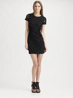 Kain Label - Addi Lace-Trim Dress