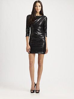 Parker - Sequin Mini Dress