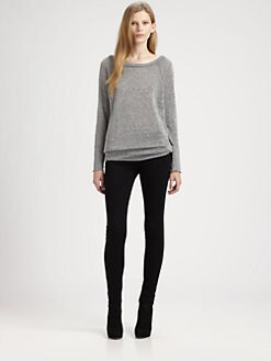 Bailey 44 - Cold Sweat Cutout Sweater