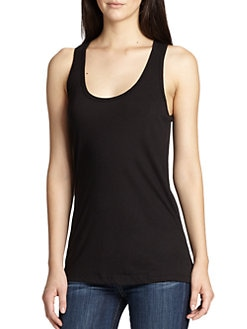 LNA - Cotton Racerback Tank