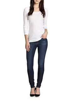 LNA - Cotton Long-Sleeve Tee