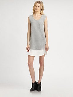 Clu - Terry Shirtdress