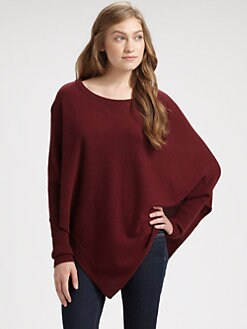 INHABIT - Oversized Cashmere Sweater