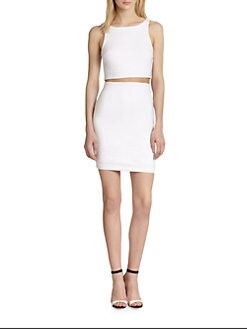 Bailey 44 - Cutout-Waist Body-Con Dress