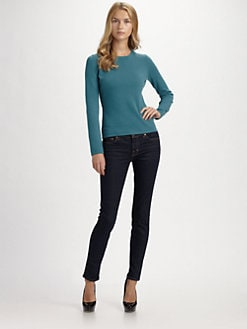Saks Fifth Avenue Collection - Cashmere Crewneck Top