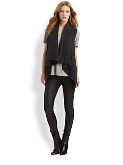 Saks Fifth Avenue Collection - Cashmere Vest
