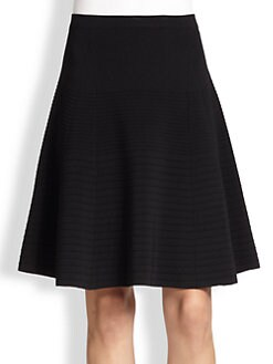 Saks Fifth Avenue Collection - Power Stretch Skirt