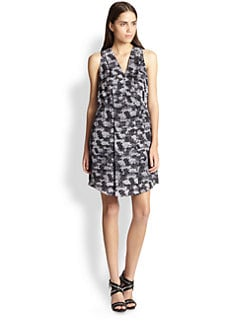 Rebecca Taylor - Summer Storm Cutout Dress