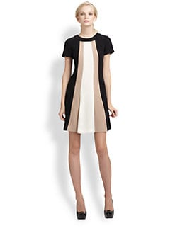 Rachel Zoe - Andie Colorblock Dress