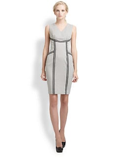 Rachel Zoe - Elsa Textured Sheath Dress