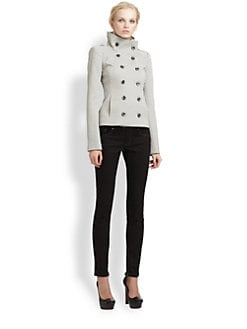 Rachel Zoe - Haden Textured Coat