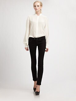 Rachel Zoe - Miley Silk Shirt