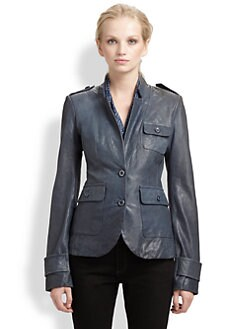 Rachel Zoe - Finn Leather Jacket