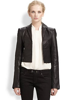 Rachel Zoe - Bobby Leather Jacket