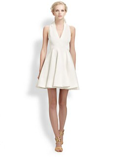 Rachel Zoe - Caroline Mock-Wrap Dress