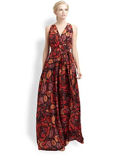 Rachel Zoe - Sabrina Silk Gown