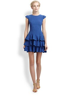 Rachel Zoe - Ginta Textured Dress