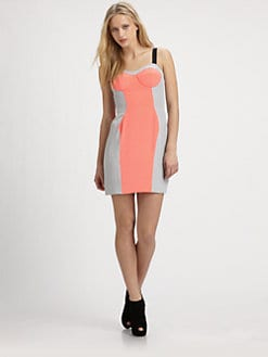 Rebecca Minkoff - Claudia Silk Dress