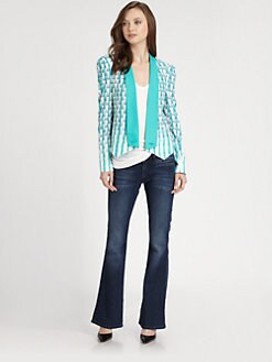 Rebecca Minkoff - Becky Printed Jacket
