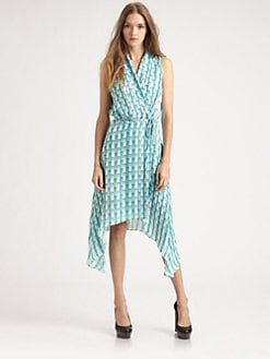 Rebecca Minkoff - Eros Silk Dress