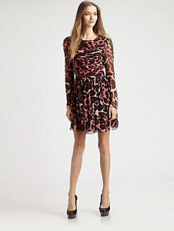 Rebecca Minkoff - Laura Silk Dress