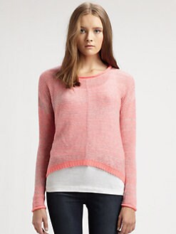 Rebecca Taylor - Space-Dyed Sweater