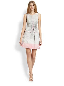 Sachin + Babi - Calabria Peplum Dress