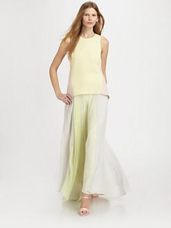 Sachin + Babi - Sammi Two-Tone Top