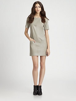 Rebecca Minkoff - Rick Leather Dress