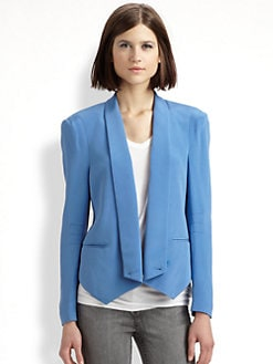 Rebecca Minkoff - Becky Silk Jacket