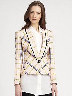 Rebecca Minkoff - Haim Cotton/Linen Jacket
