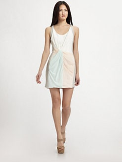 Rebecca Minkoff - Joshua Silk Dress