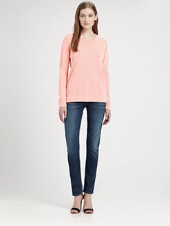 Tibi - Reversible Easy Sweater