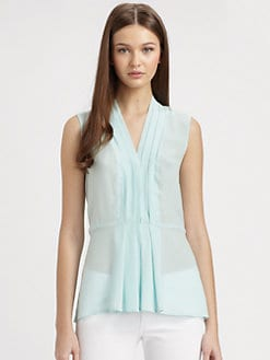 Rachel Zoe - Madison Colorblock Shirt