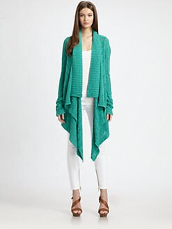 Rachel Zoe - Serafina Asymmetric Cardigan